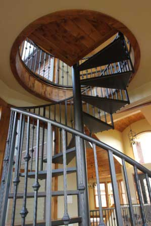 Spiral Staircase 2 KAC