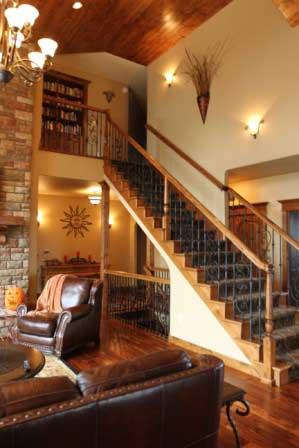 Staircase DCM